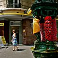 Curiosité parisienne.