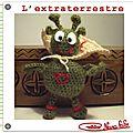 Extraterrestre crochet tuto