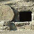 Samedi saint : jésus au tombeau
