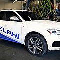 <b>Delphi</b> Working With Ottomatika For Autonomous Driving