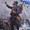 Panorama de la guerre