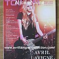 Tower Records magazine-Japon (avril 2007)