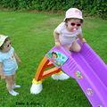 Will-Caroline.26-Enola & Alicia : Juillet 2009
