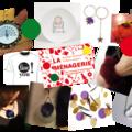 La Ménagerie, boutique itinérante d'objets uniques