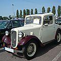 AUSTIN Seven coupé docteur 1937 Créhange (1)
