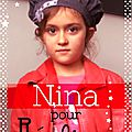 Nina pour