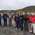 Caminata al Pico Ruminahui 160313