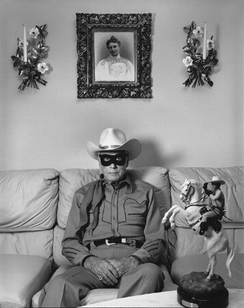 Clayton Moore THe Original Lone Ranger Los Angeles 1992