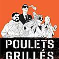 Challenge thrillers et polars 2016/2017, poulets grillés de sophie hénaff