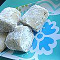 Vanille kipferl de christophe felder: au bon goût de vanille