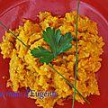 Compotée de courgettes aux carottes