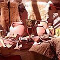 poteries de de Karine