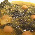 Soupe de vendredi saint (potage de vigilia)