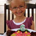 Eléonore 6 ans