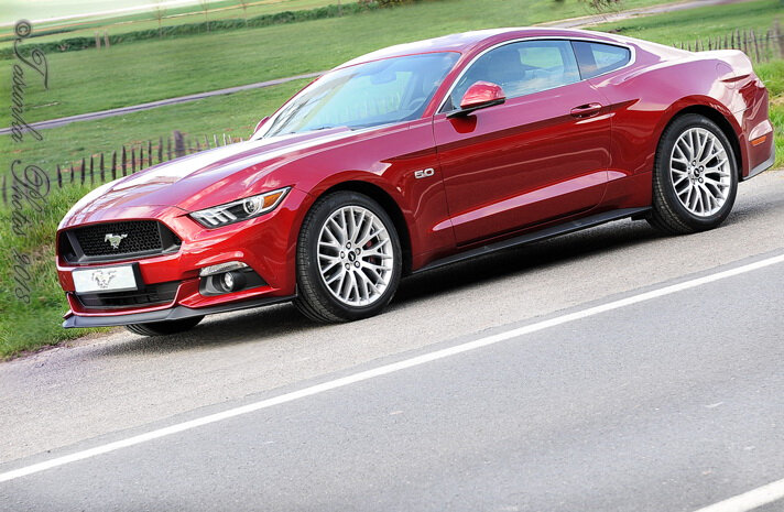 MUSTANG V8 - GT - 421 HP/5.0 Liter - Fastback - Automatic (2018)