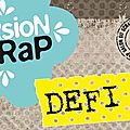 Défi version scrap n° 2