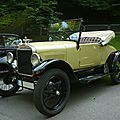FORD Model T Runabout 1926 Baden Baden (1)