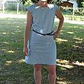 Ma première <b>robe</b> Malo estivale