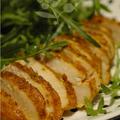 Une marinade version marie, poulet marine a l'asiatique