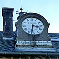 horloge, don Marquise de Pouchenirgue