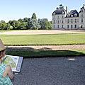 Visiter les <b>châteaux</b> de la <b>Loire</b> en famille - Cheverny