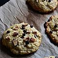 Maxi cookies coeur <b>pâte</b> à tartiner