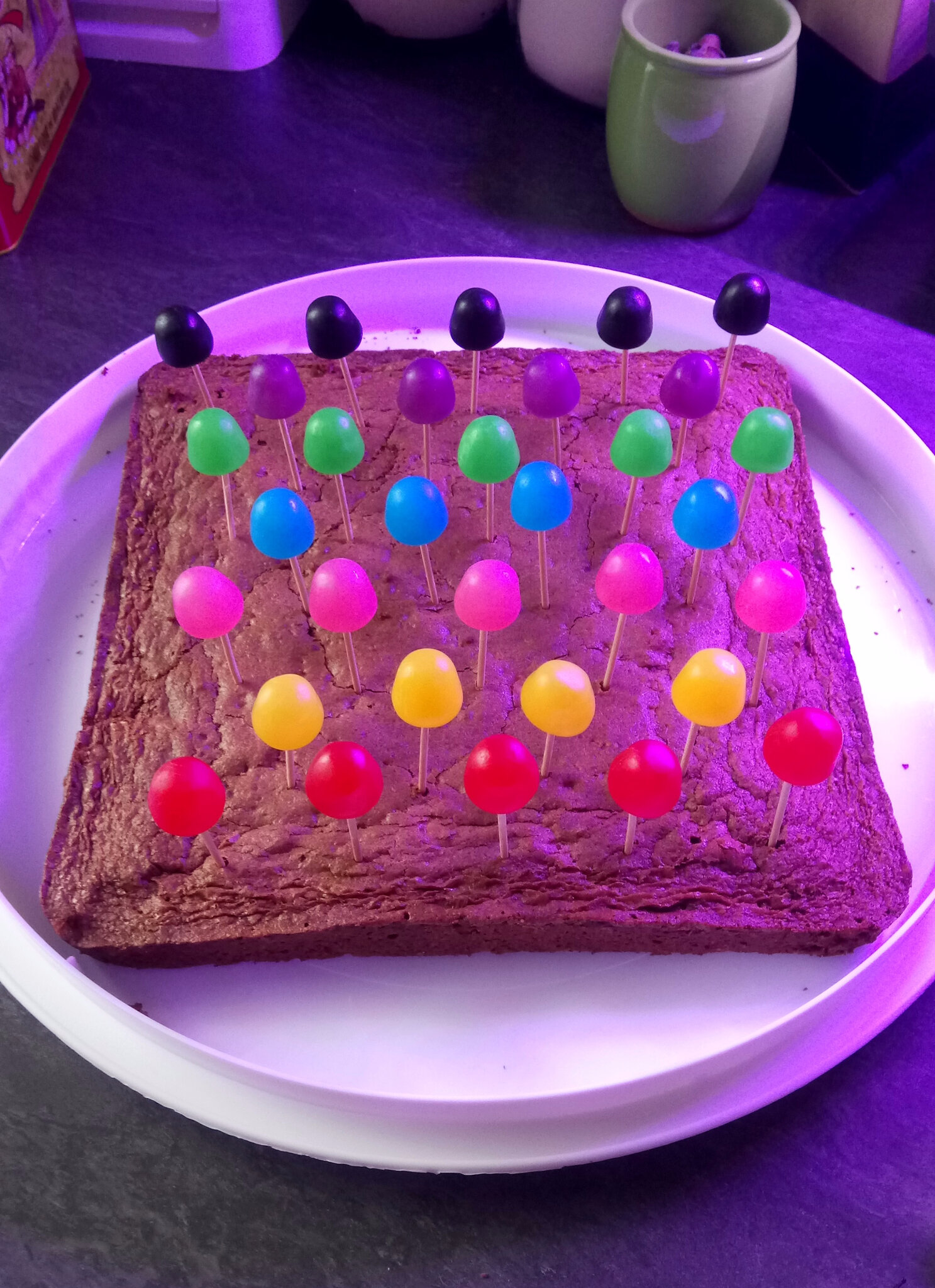 Brownie party!