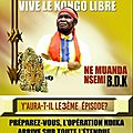 Video exclusive de mfumu muanda nsemi en vue des preparatifs du troisieme eyoma !