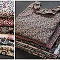Les petites blouses de la rentrée ....#1