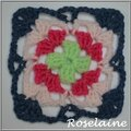 Granny square by simply crochet #10