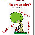 👨🌾 Abattre un <b>arbre</b> par Paysagiste pays basque