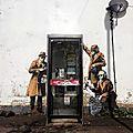 <b>Banksy</b>, le retour