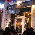 Egyptian Café, Pasaj Villecrosse