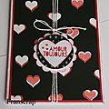 <b>Carte</b> de <b>Saint</b> <b>Valentin</b>...