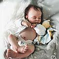 <b>bébé</b> <b>reborn</b> Olivia ( 480€ )