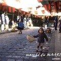 le marché du maarif a CASABLANCA