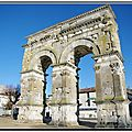 Arc de <b>Germanicus</b> (Saintes 17)