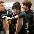 Johanna Catching Fire