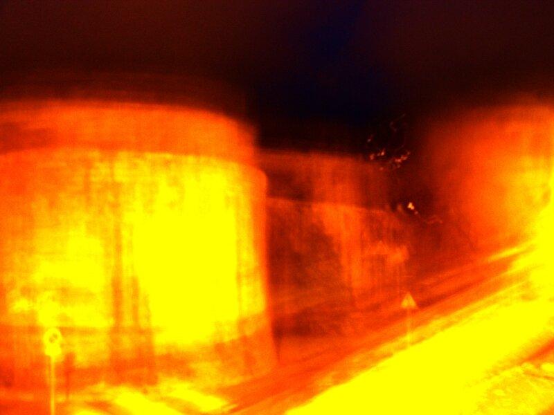 (chateau) photo de la bretagne de nuit