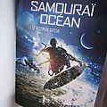 Samouraï océan (tome 1 : le destin de satchi) par hugo verlomme