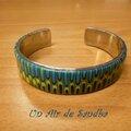 Bracelet rigide Amara