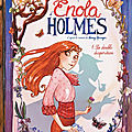 Enola Holmes, la BD