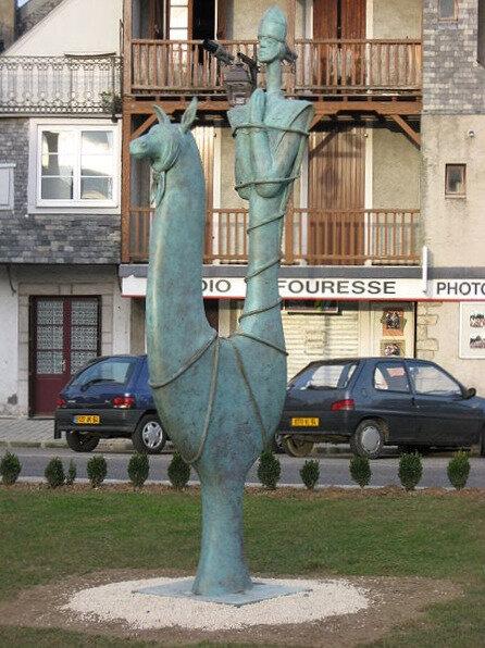 La légende de St Grat