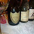 Champagne : Dom Pérignon 2006 et Francis Boulard et fille : Les Rachais 2007