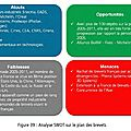 PIPAME___brevets_analyse_SWOT_en_fabrication_additive