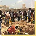 Penurie d'eau a dakar : le secours divin