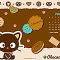 Wallpapers chococat vol 01