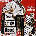 1930 - forte progression electorale des nationaux-socialistes d'adolf hitler