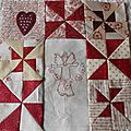 QM <b>Quilt</b> country 1° étape
