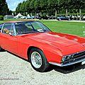 Monteverdi 375 S Frua coupé de 1969 (9ème Classic Gala de Schwetzingen 2011) 02